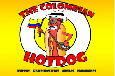 The Colombian Hot Dog